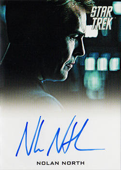 Autograph - Nolan North