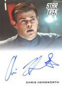 Autograph - Chris Hemsworth