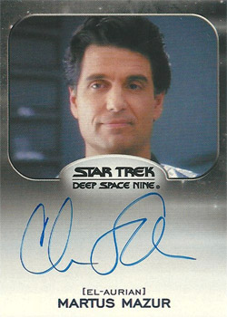 Autograph - Chris Sarandon
