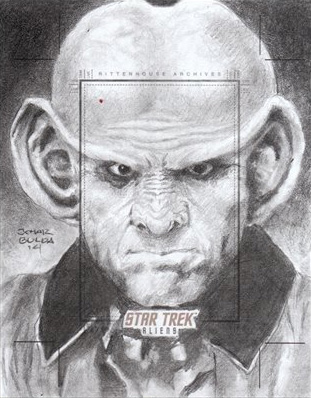 Jomar Bulda Sketch Return - Quark