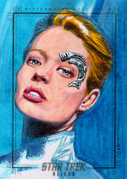 Roy Cover Sketch Return - Seven of Nine 02