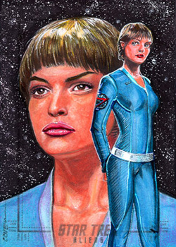 Roy Cover Sketch Return - T'Pol
