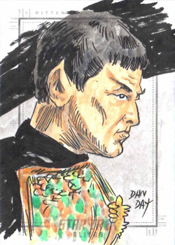 Dan Day Sketch - Sarek