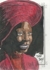 Dan Day Sketch - Guinan