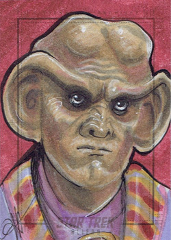 Jessica Hickman Sketch Return - Quark