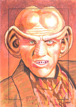 Chris Hoffman Sketch - Quark