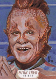Lee Lightfoot Sketch - Neelix