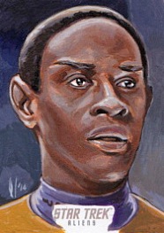 Lee Lightfoot Sketch - Tuvok
