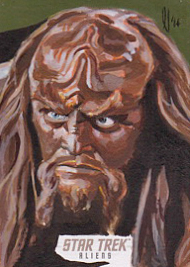Lee Lightfoot Sketch - Gowron