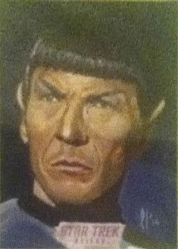Lee Lightfoot Sketch - Spock
