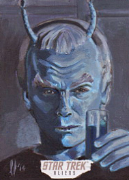 Lee Lightfoot Sketch - Shran