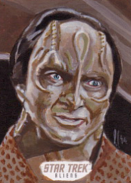 Lee Lightfoot Sketch - Garak