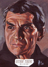 Lee Lightfoot Sketch - Sarek