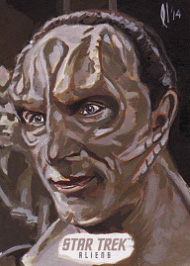 Lee Lightfoot Sketch - Gul Dukat