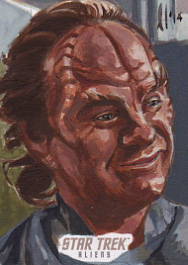 Lee Lightfoot Sketch - Dr. Phlox