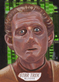 Lee Lightfoot Sketch - Odo