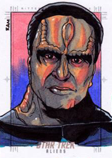 Rich Molinelli Sketch - Damar
