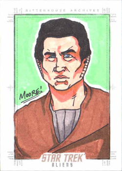 Sean Moore Sketch - Weyoun