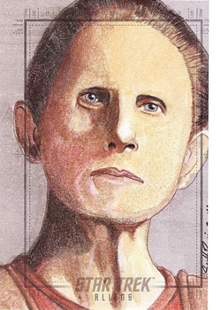 Scott Rorie Sketch - Odo