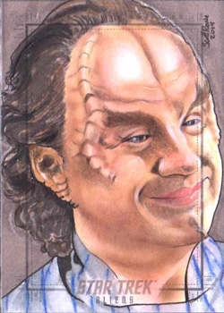 Scott Rorie Sketch - Dr. Phlox