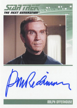 Autograph - Peter Mark Richman