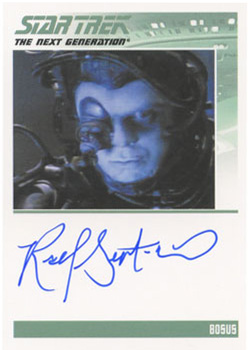 Autograph - Richard Gilbert-Hill