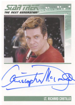Autograph - Christopher McDonald