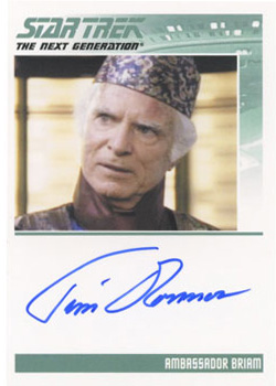 Autograph - Tim O'Connor