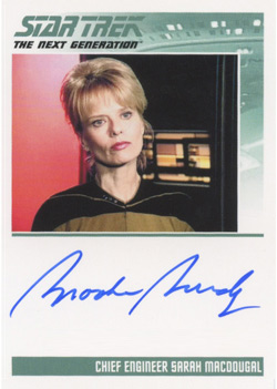 Autograph - Brooke Bundy