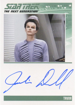 Autograph - Juliana Donald