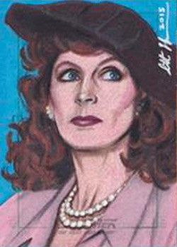 Scott Houseman Sketch - Beverly Crusher