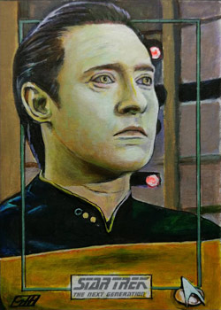 Gavin Hunt Sketch - Data