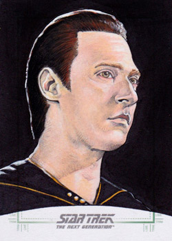 Michael James Sketch - Data