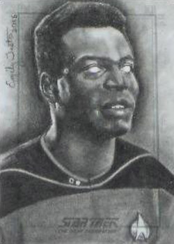 Emily Tester Sketch - Geordi La Forge