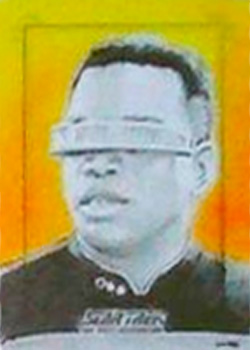 Wu Wei Sketch - Geordi La Forge