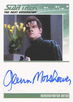 Autograph - Glen Morshower