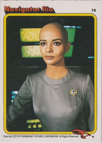 Topps Star Trek :TMP UK Edition 1979 #14