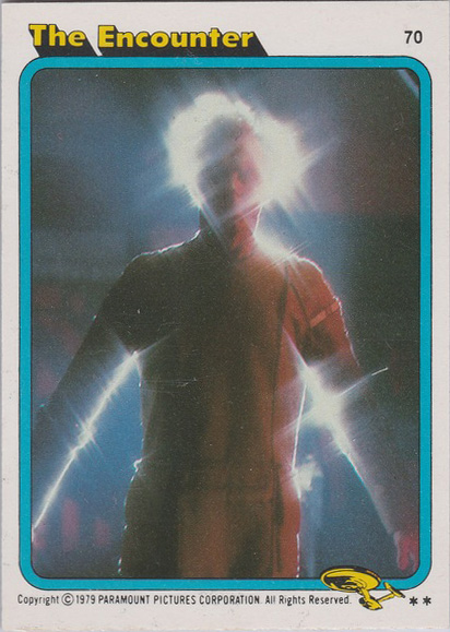 Topps Star Trek :TMP UK Edition 1979 #70
