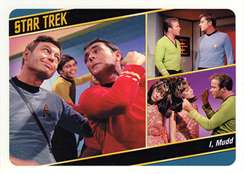 TOS Captain's 42
