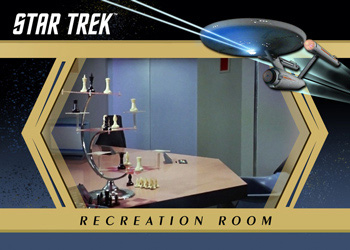 TOS Captain's Rewards Card E10