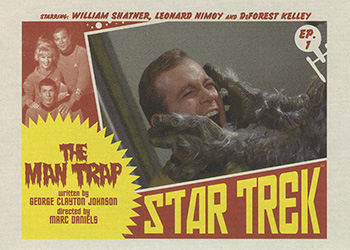 TOS Captain's Lobby Card 1