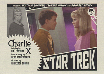 TOS Captain's Lobby Card 2