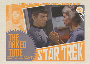 TOS Captain's Lobby Card 4