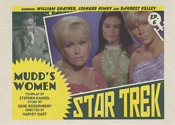 TOS Captain's Lobby Card 6