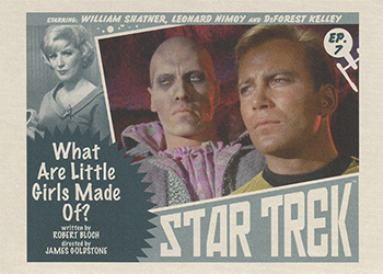 TOS Captain's Lobby Card 7