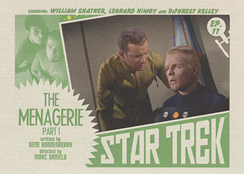 TOS Captain's Lobby Card 11