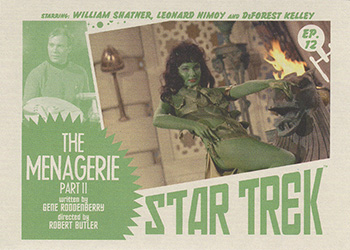 TOS Captain's Lobby Card 12