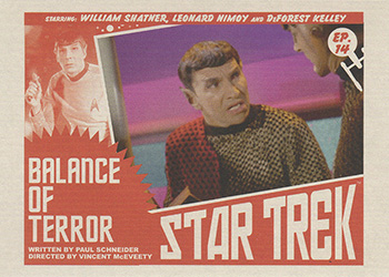 TOS Captain's Lobby Card 14