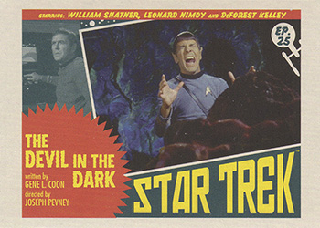 TOS Captain's Lobby Card 25