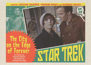 TOS Captain's Lobby Card 28